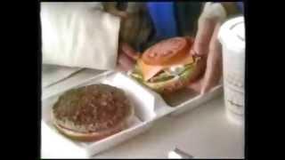 """Video McDonalds McDLT commercial """"Comedians"""" (1985-6) download MP3, 3GP, MP4, WEBM, AVI, FLV Oktober 2018"""