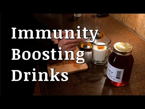 6 Immune Building Winter Drinks