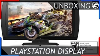 PlayStation 3D Display Refurbished Unboxing