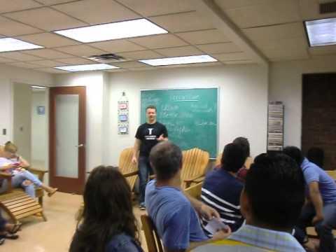 Student Club - Spanish-American Institute - New York City