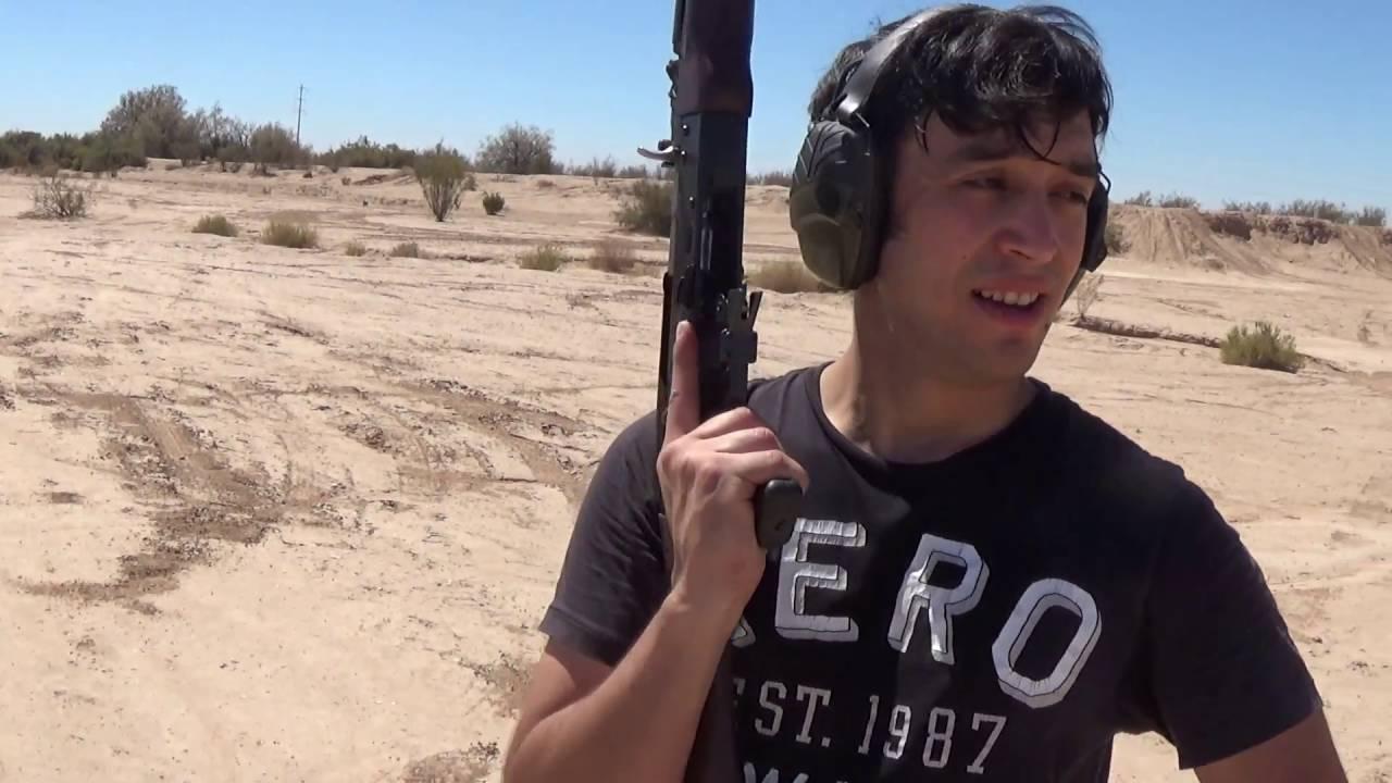 Shooting my Lee Armory Polish Premium AKM/AK47 rifle :)