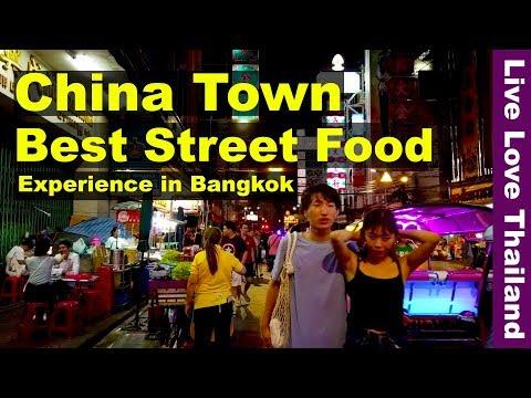 Chinatown Bangkok's Street Food Heaven - Best Street Food Experience In Bangkok #livelovethailand