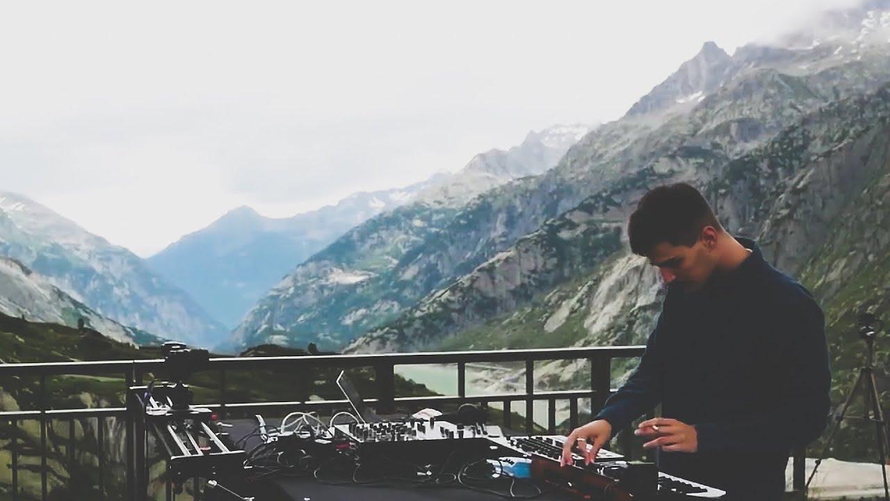 Download AVEM live in the Alps @ Grimselpass, Switzerland