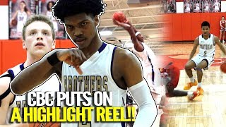 SQUAD FULL OF BUCKETS!! Caleb Love, Josh Wallace, and Rob Martin PUT ON A SHOW!!