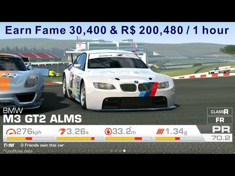 Real Racing 3 Farming R$ & Fame In Expert Category (Cheat)
