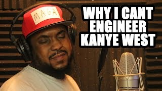 WHY I CANT ENGINEER KANYE WEST (2018)
