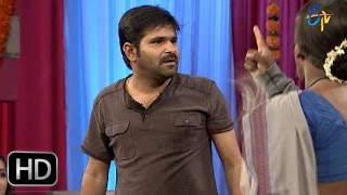 Jabardasth - Chalaki Chanti Performance - 22nd October 2015- జబర్దస్త్