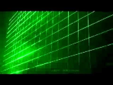 Laser Grid Youtube