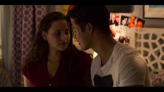 13 Reasons Why Season 2 Hannah is Losing Her Virginity  with Zach