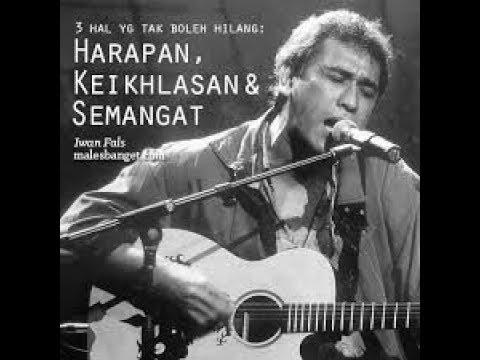 MANUSIA SETENGAH DEWA - IWAN FALS karaoke download ( tanpa vokal ) cover
