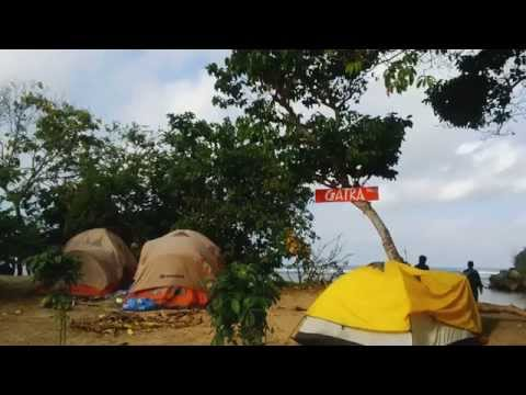 Menuju Pantai 3 Warna Malang, Jawa Timur