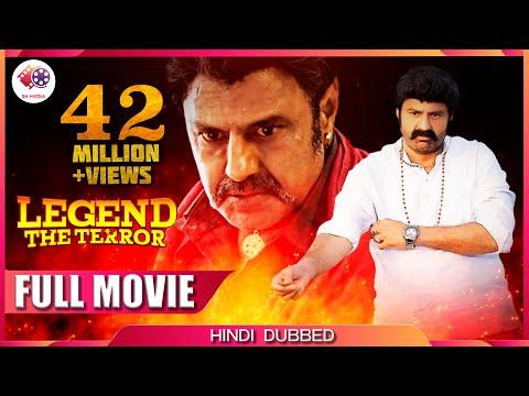 LEGEND THE TERROR - Full Movie | Hindi Dubbed | Nandamuri Balakrishna | Radhika Apte