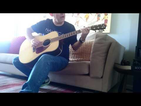 Fender CD 320 ASRW - Teste Unplugued