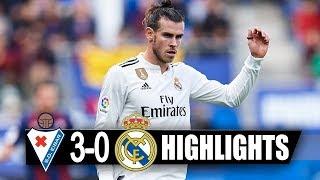 Real Madrid vs Eibar 0-3 All Goals & Highlights [HD]