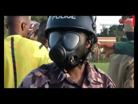 Over 30 Students Hospitalized After Inhaling Tear Gas
