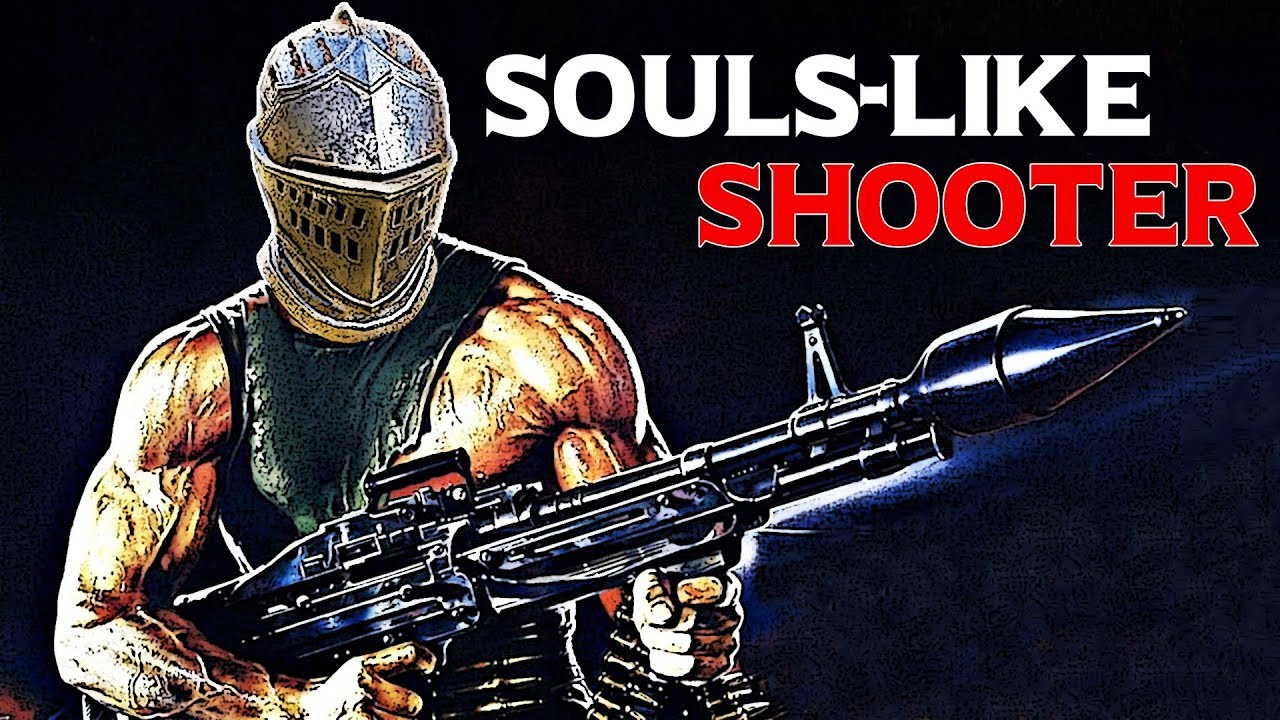Remnant From The Ashes Souls-Like Shooter
