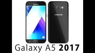 Unboxing samsung galaxy A5 2017 model short review HINDI   YouTube