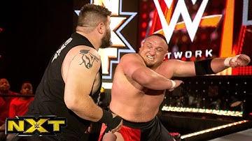 Samoa Joe begins his demolition of the NXT roster WWE NXT Sept. 28, 2016