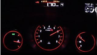 2016 Honda Civic Type R  310 HP 0-100 Km/h & 0-100 Mph Acceleration