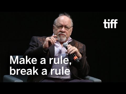 Paul Schrader on Revisiting Transcendental Style in Film | TIFF 2017