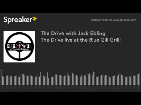 The Drive live at the Blue Gill Grill!