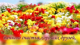 Галка, Галочка, Галина! С днем рождения, дорогая подруга детства, юности и зрелости!  Надежда.