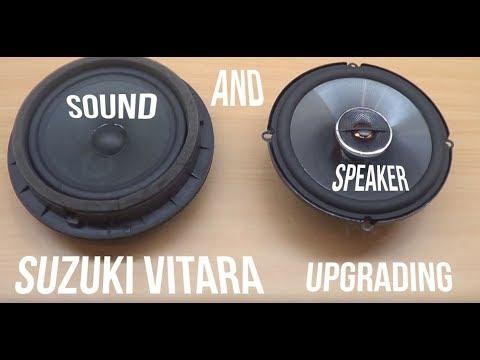 Suzuki Vitara (LY) / UPGRADING sound & SPEAKERS 🛠 🎵 🔊 PART 2/3