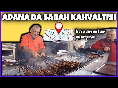 Adanada Sıradan Bir Kahvaltı. Tarihi Büyüksaat