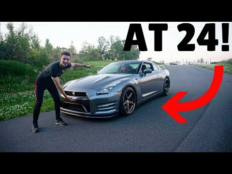 What I do To Afford A Nissan GT-R At 24 Years Old * MY STORY *