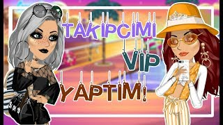 Takipçimi VIP Yaptım ! The Alle's