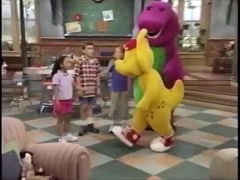 Barney Friends Barney It S A Happy Day Credits Pbs