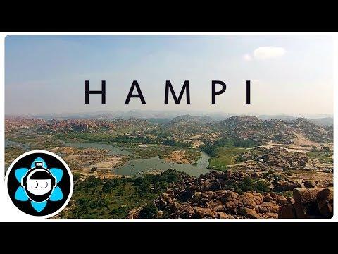 Hampi - Otherworldly - Travel Vlog Drone Footage - India - pixeloverhead - Chaosnaut