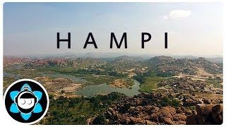 Hampi - Otherworldly - Travel Vlog Drone Footage - India - pixeloverhead - Chaosnaut
