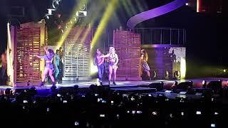 Britney Spears -Me Against the Music-  Piece Of Me 2018 [ Antwerp - Belgium ]