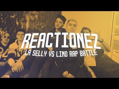 Reactia mea la RAP BATTLE CHALLENGE - SELLY si GAMI vs. LINO GOLDEN si MARIO FRESH