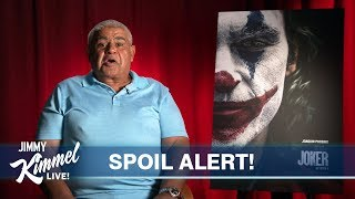 Yehya Reviews Joker
