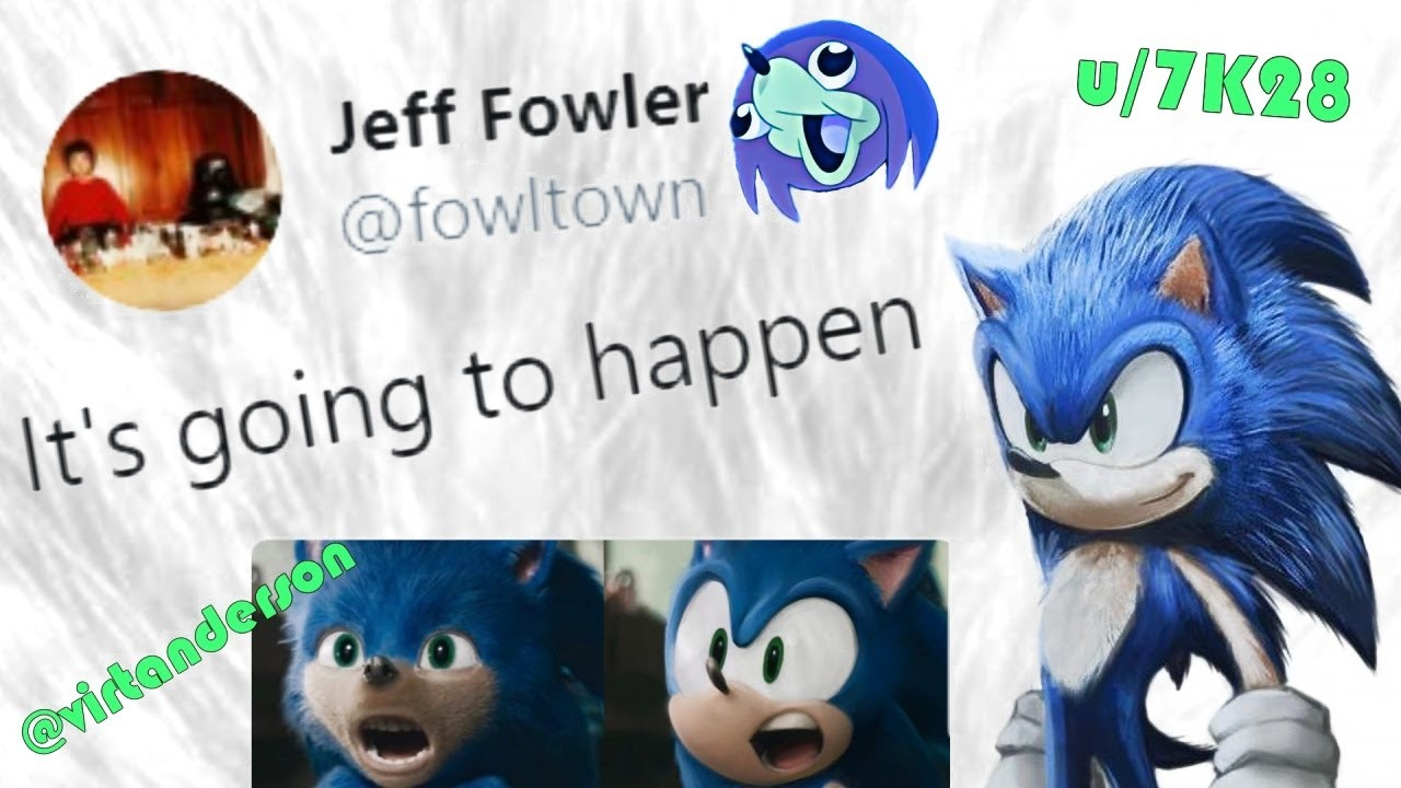 Sonic has been saved by memes.