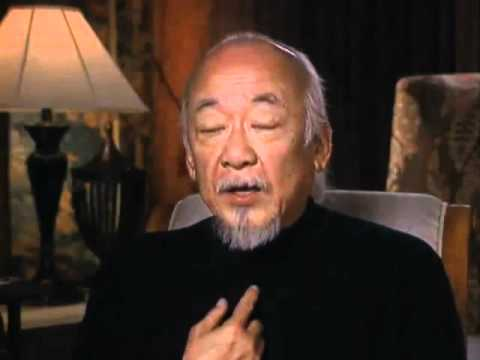 "Pat Morita discusses Arnold's ethnic background on ""Happy Days"""