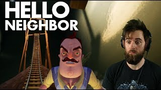 How is this a thing that exists? [HELLO NEIGHBOR] [#03]