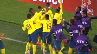 Ecuador 4-1 Rusia | Mundial Sub 17 Chile 2015