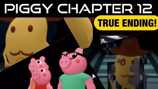 🔴 TENEMOS EL FINAL VERDADERO DE PIGGY| ROBLOX | GAMEPLAYSMIX & FANTASYCORE