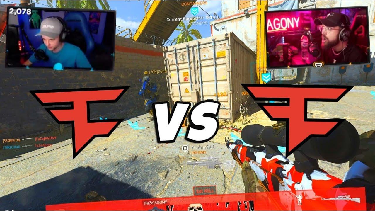FaZe Vs FaZe...Who Will Win?!