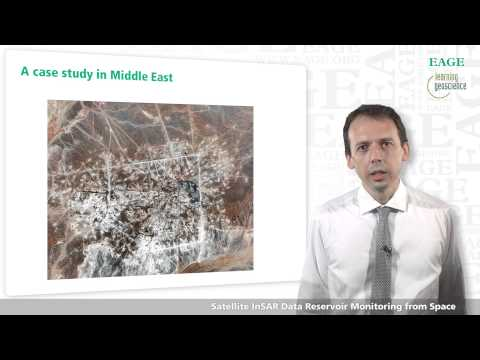 EAGE E-lecture: Satellite InSAR Data by Alessandro Ferretti