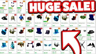 THE RAREST ITEM IN THE ROBLOX CATALOG! *LIMITED EDITION ITEMS*