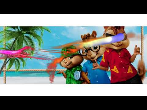 Maleek Berry - Bend It (Official Video), Chipmunks Version