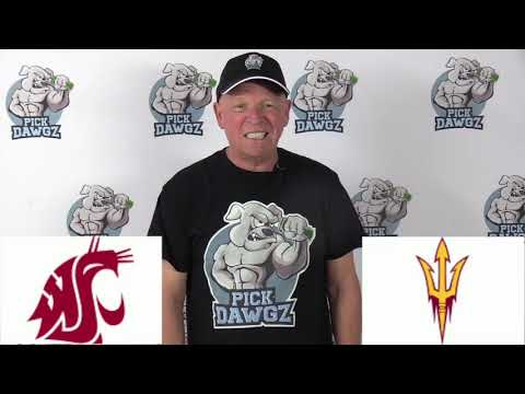 Arizona State vs Washington State 3/7/20 Free College Basketball Pick and Prediction CBB Betting Tip
