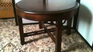 Vintage Mahog Coffee Table