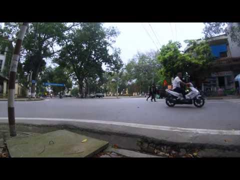 Time lapse thị xã Phú Thọ