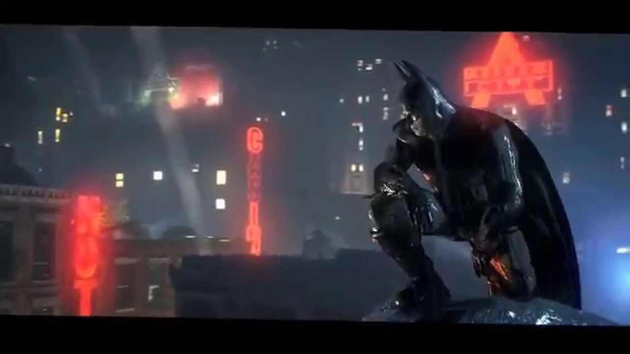 Batman Arkham City: Hugo Strange Trailer - YouTube