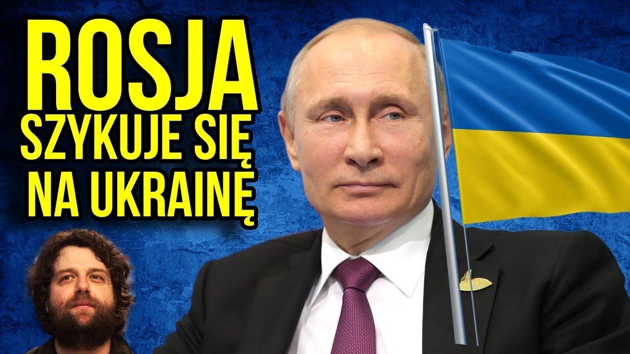 Rosja Putin Szykuje Atak na Ukrainę. Zamykają Dostawy Gazu. Szczują USA. Polska Będzie Wmieszana!